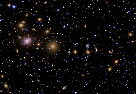 The Perseus Galaxy Cluster LANG_EVOIMAGES