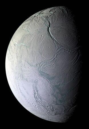 enceladus: Saturns moon Enceladus
