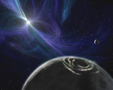 pulsar: The pulsar planet system