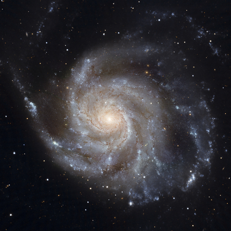 messier: Messier 101,the Pinwheel Galaxy LANG_EVOIMAGES