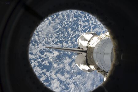 Space Shuttle Endeavours cargo bay