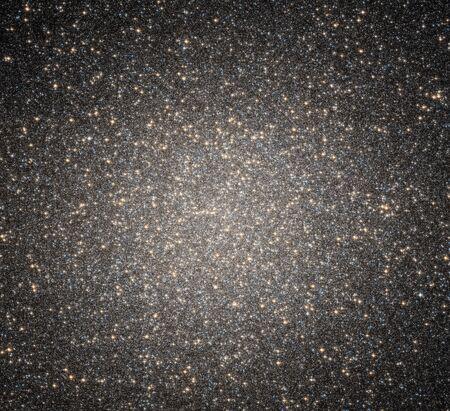The core of the globular cluster Omega Centauri