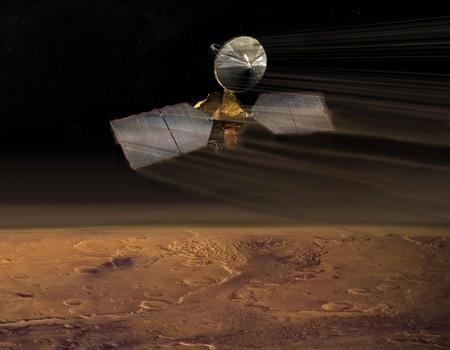sceince: Mars Reconnaissance Orbiter LANG_EVOIMAGES