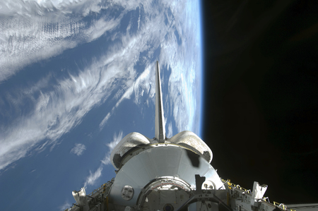 Space Shuttle Endeavours payload bay LANG_EVOIMAGES