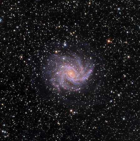 The Fireworks Galaxy