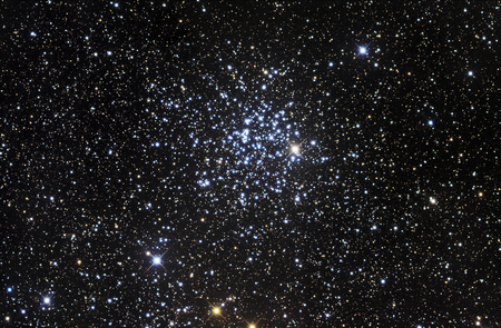 messier: Messier 52,also known as NGC 7654,is an open cluster in the Cassiopeia constellation LANG_EVOIMAGES