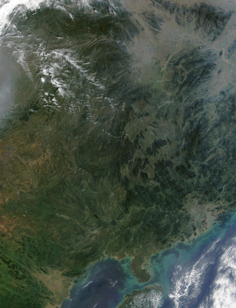 southeastern: Southeastern China