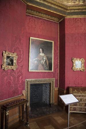 germany charlottenburg palace in Berlin