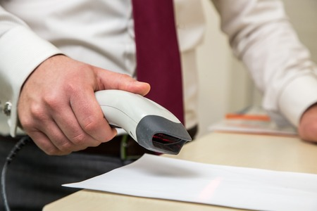 search bar: gun optical scanner for reading bar codes