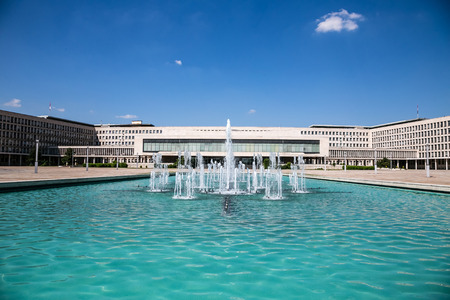 council: The Building of the Federal Executive Council in New Belgrade