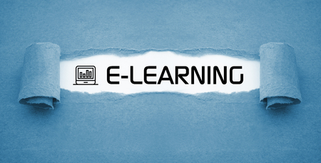 E-Learning Online Learning Online course Stock fotó