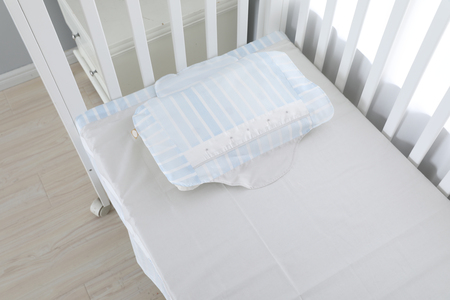 childs bed Stock Photo