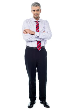 full length: Entrepreneur, full length portrait.