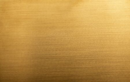 Golden wood texture banner style background with copy space