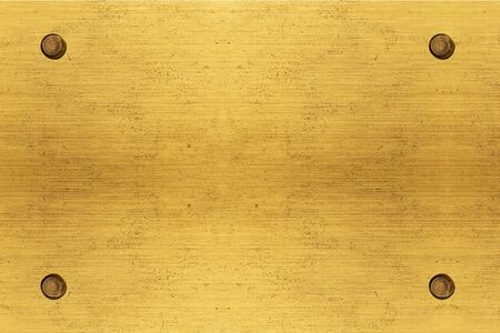 Golden wood texture background with copy space