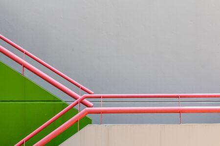 railing: wall and railing background