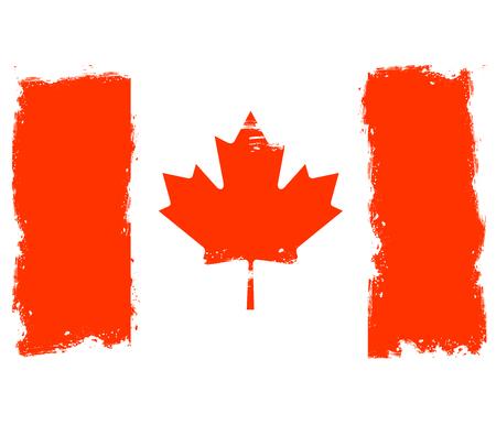 threadbare: Threadbare flag of Canada