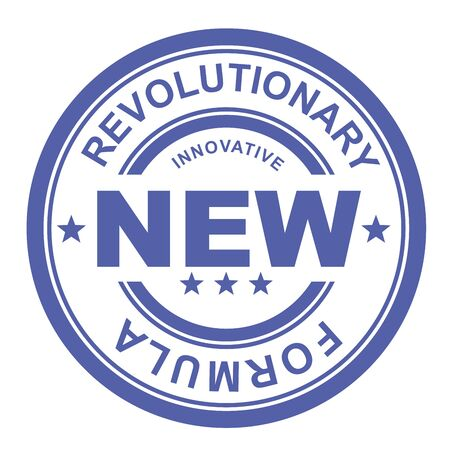 invent: Revolutionary new formula - rubber stamp