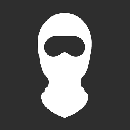 stealer: Balaclava or ski mask - face mask of terrorists