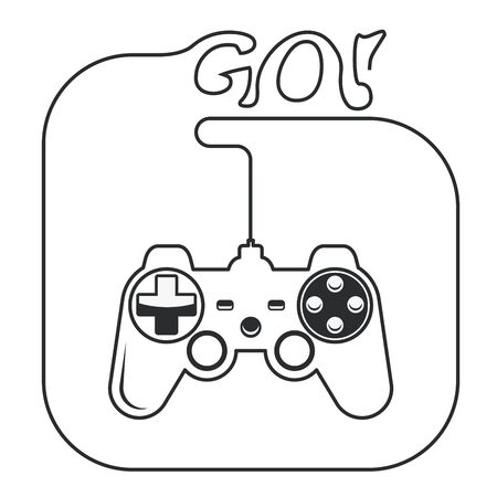gamepad: Gamepad in hands icon - game console joystick