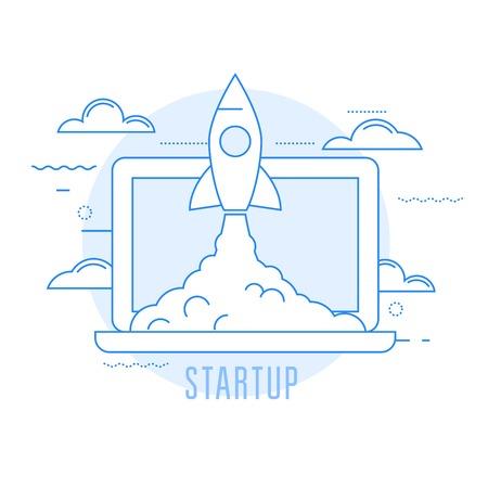 Launching sturtup - rocket launch of new business