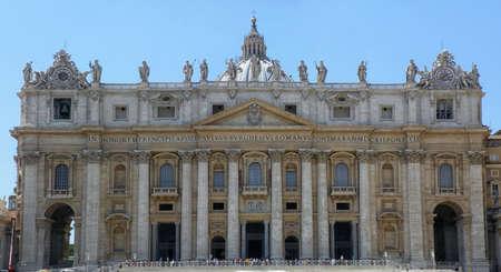 st  peter's basilica pope: Basilica of Saint Peter Editorial
