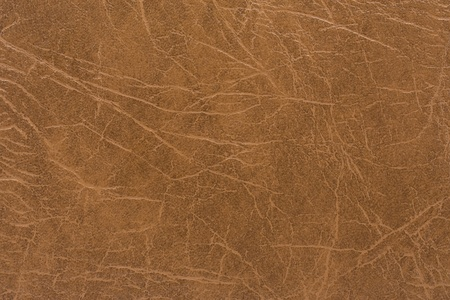 Background of beige Leather,Leather Background  photo