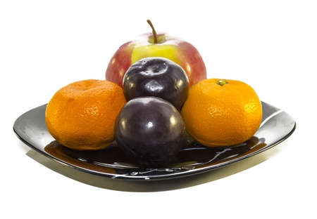 Fruit composition photo