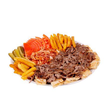 Turkish doner kebab,