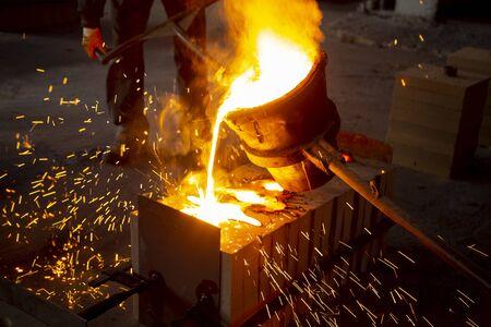 cast iron workshop