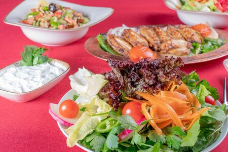 Traditional Turkish grill