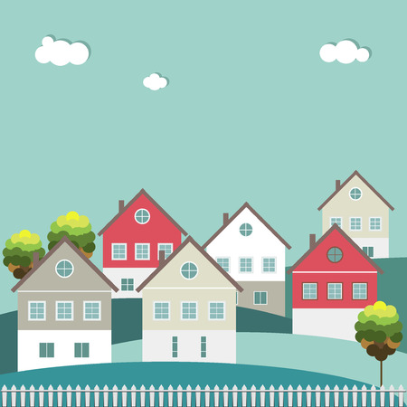 Eco Houses Concept