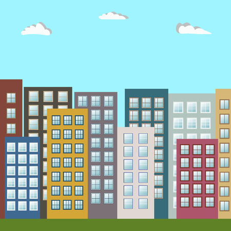 immovable: Modern Colorful City, Apartments For Sale  Rent, Real Estate