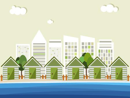 Future Green City Concept