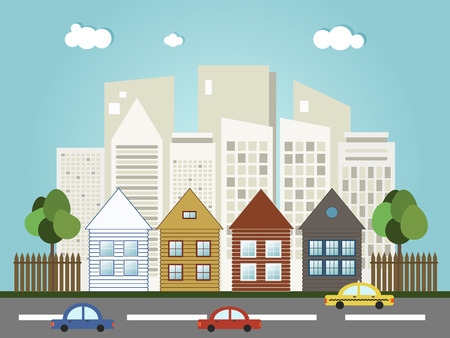 Colorful City, Houses For Sale  Rent. Real Estate