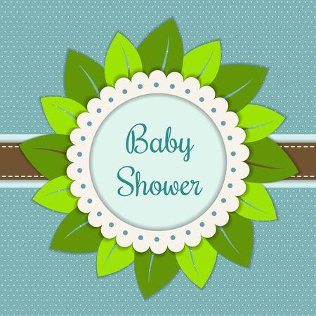 boyish: Baby Shower Invitation Card - Boy