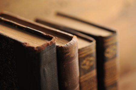 old book close up Stock Photo - 11793521