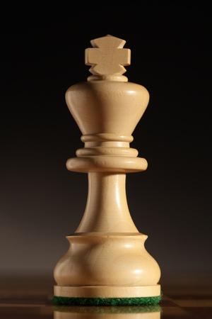 king chess piece, close up photo