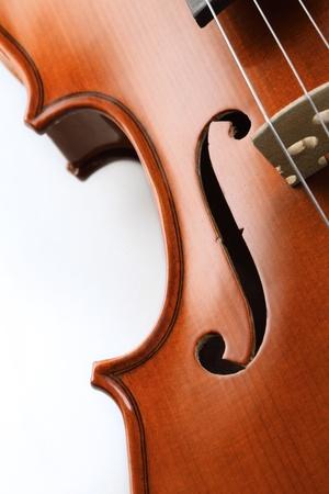 바이올린의 총을 닫습니다