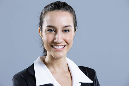 businesswoman portrait Stock Photo - 13410585