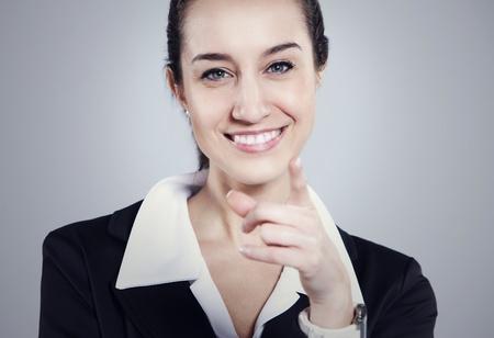 businesswoman portrait Stock Photo - 13508644