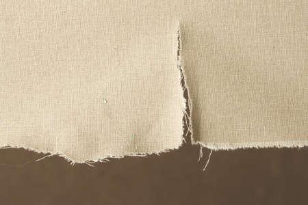 fray: background canvas damaged, close up