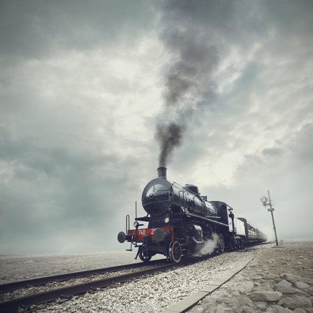 petit train: train � vapeur �ditoriale