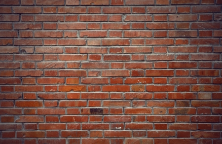 old brick wall: brick wall background
