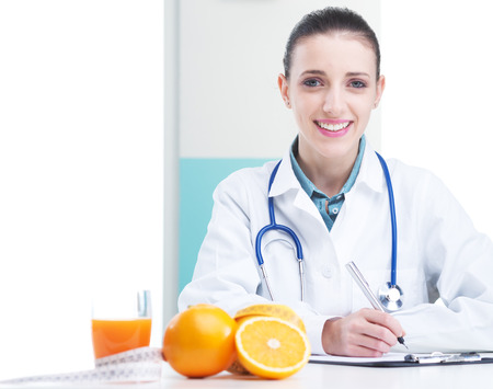 nutritionist: Nutritionist Doctor is writing a diet plan