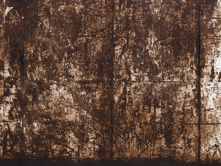 Grungy weathered metallic surface background: grunge vintage texture Standard-Bild - 116701614