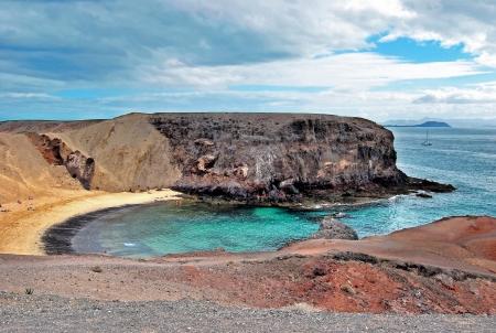 lanzarote: Papagayo beach, Lanzarote