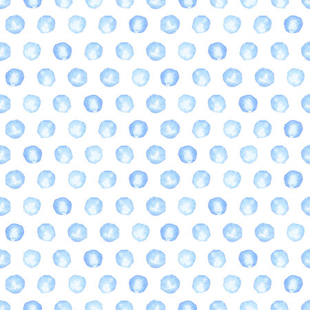 Abstract watercolor drops splashes pattern photo
