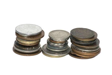 oude munten: collectie van oude munten