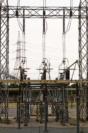 Power station for electrical Industry photo